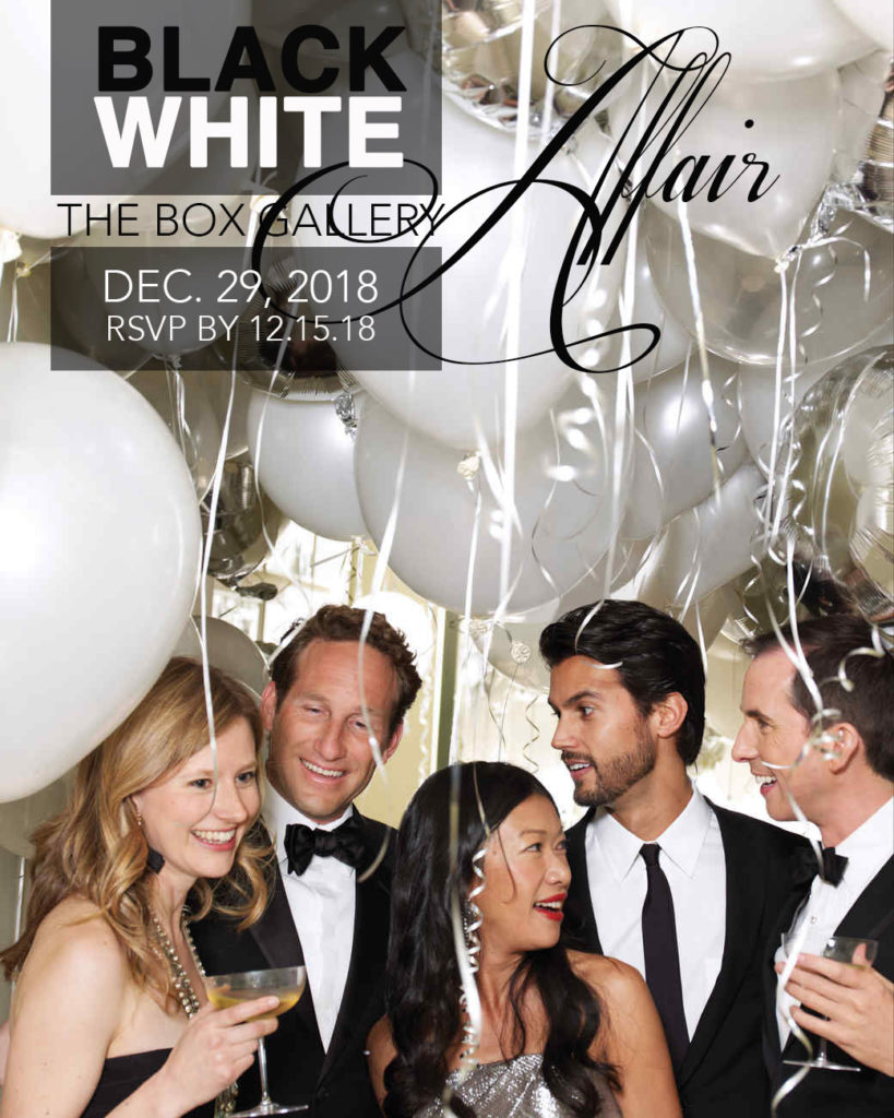 Black and White Affair 2018