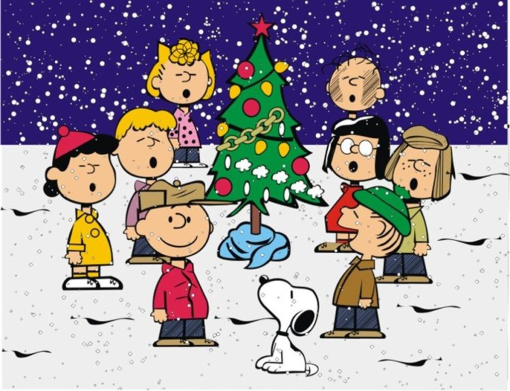 Charlie Brown Christmas Special on WPBT