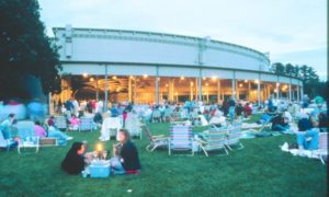 Live music at Tanglewood Outdoors