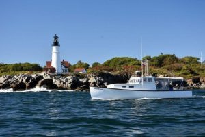Private Lighthouse Charter
