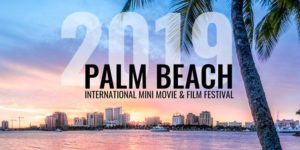 Poster for the Palm Beach Film Festival