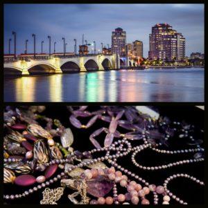 Skyline and jewelry